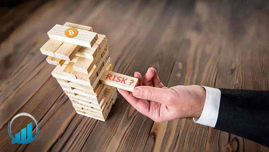 خطرات سرمایه گذاری بیت کوین
